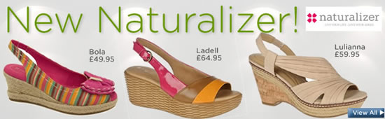 Naturalizer Women's Collection 2012