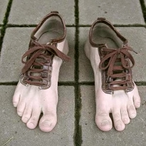 Top Ten Ugliest Shoes
