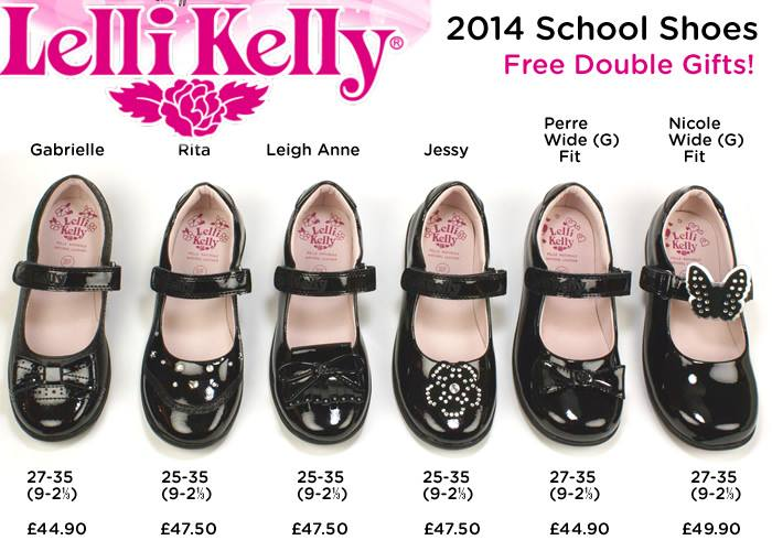 Lelli Kelly School Shoes Autumn 2014