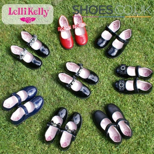 Lelli Kelly Back To School Shoes 2015