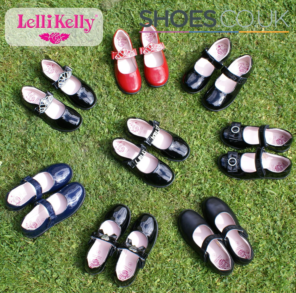 Where Can I Buy Lelli Kelly Shoes