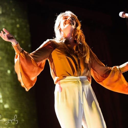 Florence + The Machine - Manchester Arena ©Melanie Smith