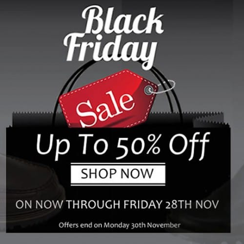 Black Friday at Shoes.co.uk