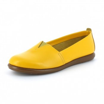 Aerosoles Catalan Yellow Shoes