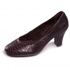 Aerosoles Dolled Up 1040 Dark Brown Shoes