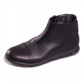Aerosoles Fast Run 1026 Black Boots