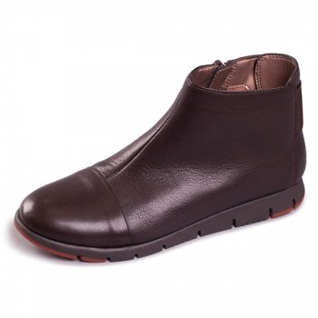 Aerosoles Fast Run 1026 Dark Brown Boots