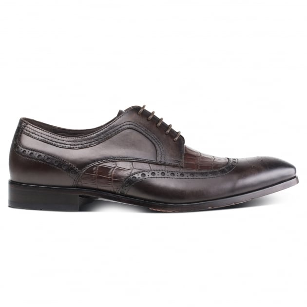Bianco (Zm3779) Brown Shoes