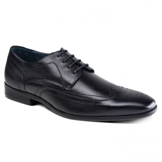 Azor Shoes Catania ZM3759 Black Shoes