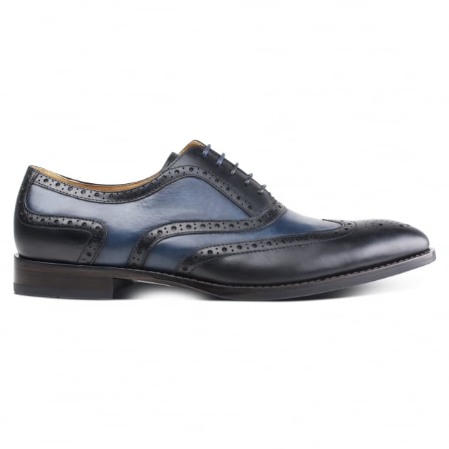 Cresto (Zm3777) Black/Navy Shoes