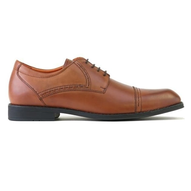 Azor Shoes Darwin ZM3724 Brown Shoes