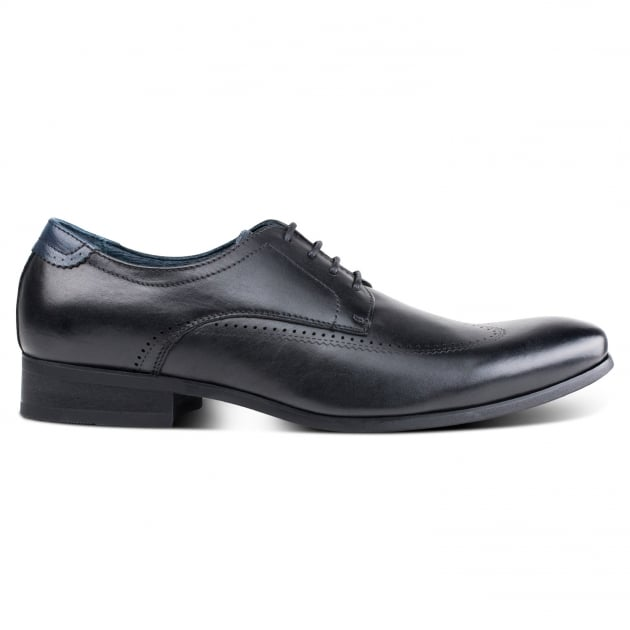 Giorgio Zm3758 Black Shoes