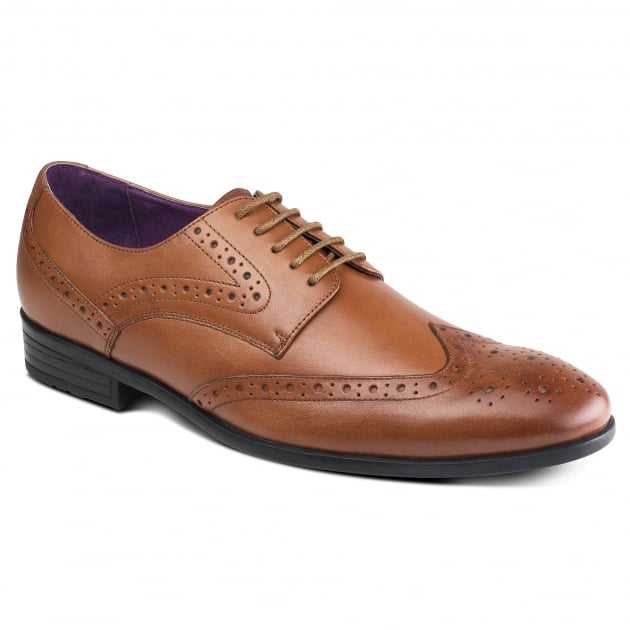 Azor Shoes Lancetti (Zm3775) Tan Shoes