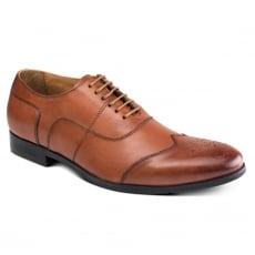 Azor Shoes Messina 2 ZM3746 Tan Shoes
