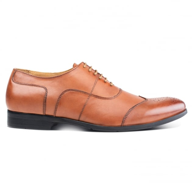 Azor Shoes Messina 2 ZM3746 Tan Shoes