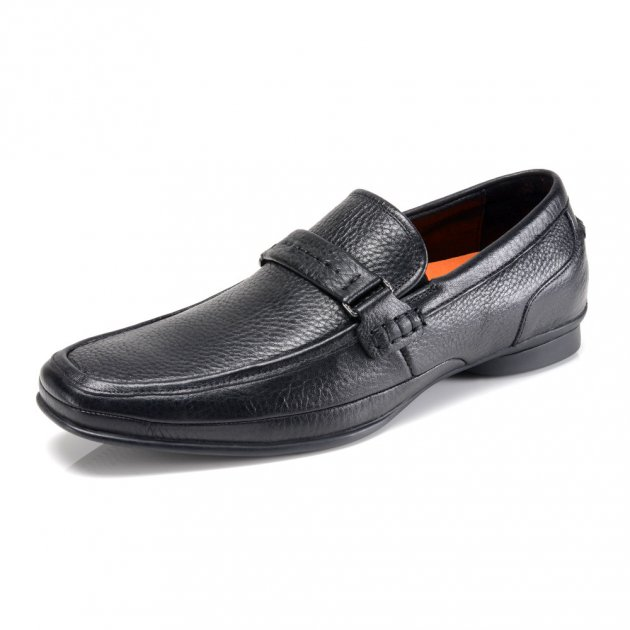 Azor Shoes Montblanc Zm3738 Black Shoes