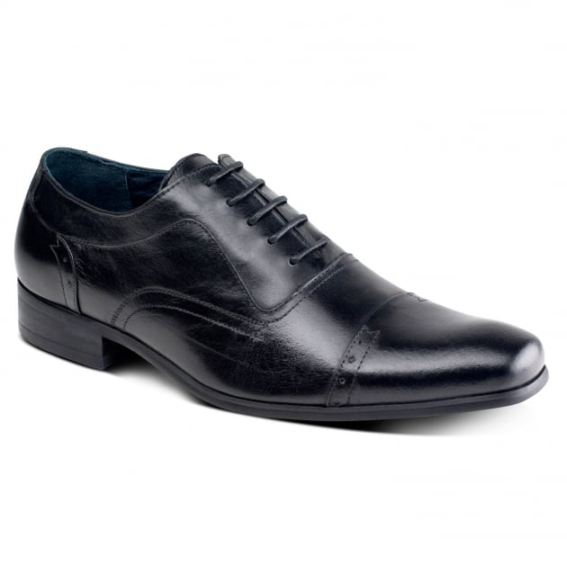 Azor Shoes Padova Zm3765 Black Shoes