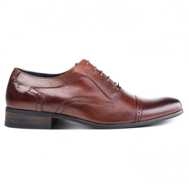 Azor Shoes Padova Zm3767 Brown Shoes