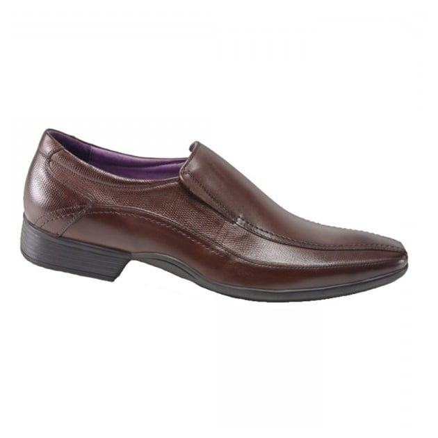 Azor Shoes Plato Zm3754 Brown Shoes