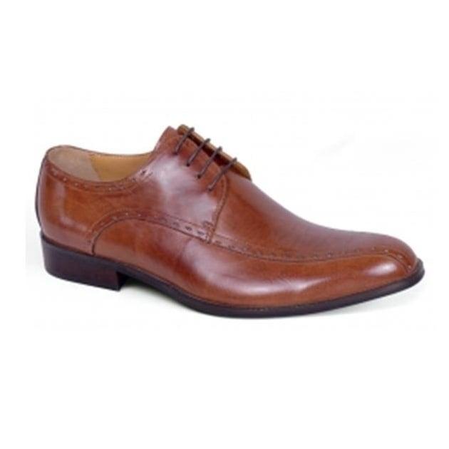 Azor Shoes Regent Zm313 Brown Shoes