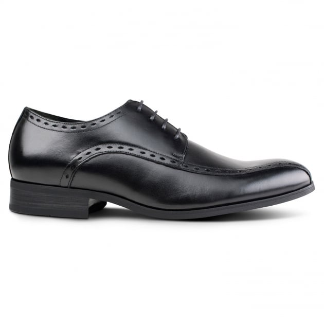 Regent (Zm3130) Black Shoes
