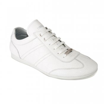 Bamboo A Mens White Messi M102590 Trainers