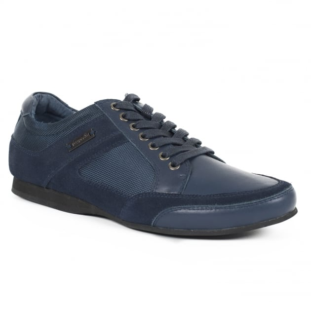 Bamboo A Phoenix M102528 Navy Shoes