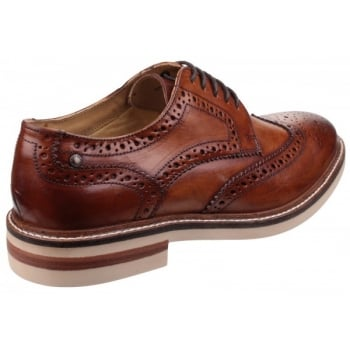 Apsley Tan Shoes