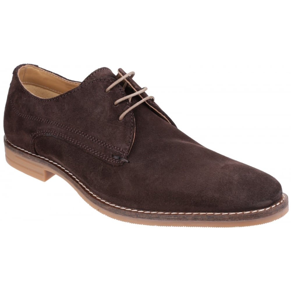 H By Hudson Atherston chelsea boots in brown suede. £ H By Hudson Atherston chelsea boots in black suede. £ H By Hudson Banchory bar loafers in brown suede. £ Base London Wide Fit Blake derby shoes in navy suede. £ H By Hudson Anterim derby shoes in navy suede.