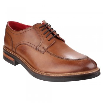 Base London Brooksby Tan Shoes