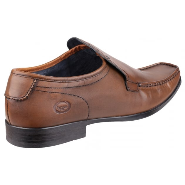 Base London Carnoustie Waxy Tan Shoes