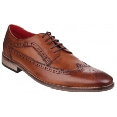 Base London Durham Washed Tan Shoes