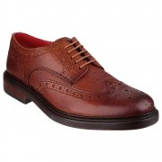 Base London Faraday Grain Tan Shoes