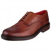 Base London Faraday Tan Shoes