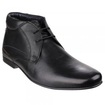 Base London Orbit Black Boots