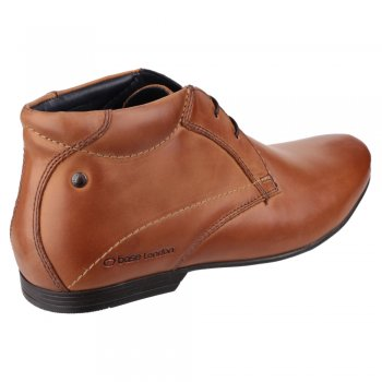 Base London Orbit Tan Boots
