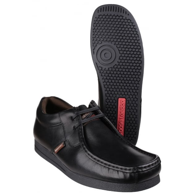Base London Storm Black Shoes