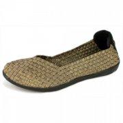 Bernie Mev Catwalk Bronze Shoes