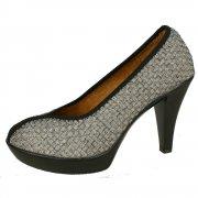 Bernie Mev Legend Pewter Shoes