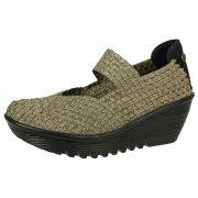 Bernie Mev Lulia Bronze Shoes