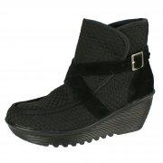 Bernie Mev Vilamore Black Boots