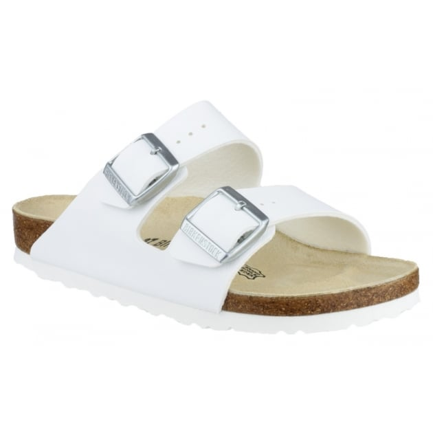Birkenstock Arizona Sandal White