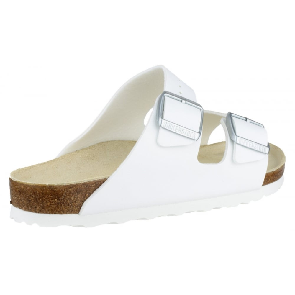 Luxury Hype Direct Clothing  Birkenstock 043731 Gizeh Womens Sandals White