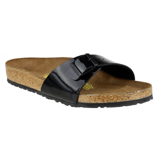 Birkenstock Madrid -Black Sandals