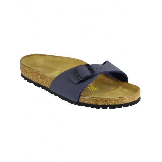 Birkenstock Madrid - Navy Sandals