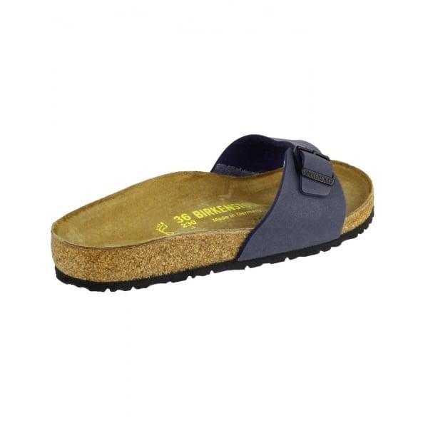 birkenstock madrid navy sandals from uk. Black Bedroom Furniture Sets. Home Design Ideas