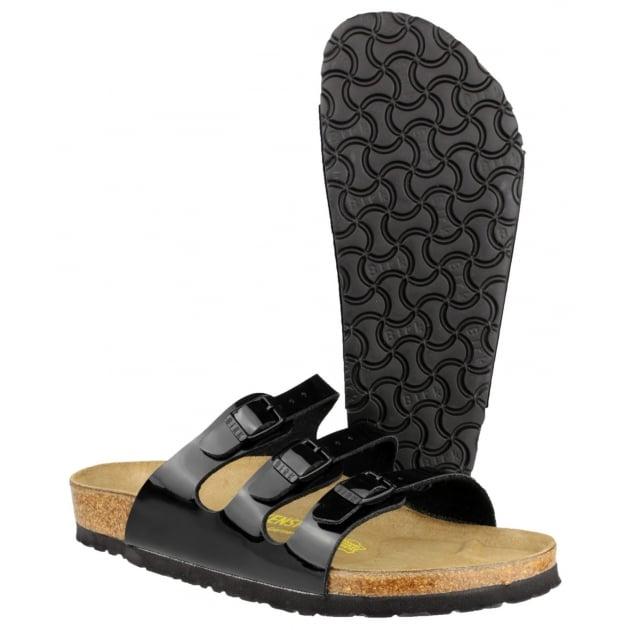 Florida Sandal Black