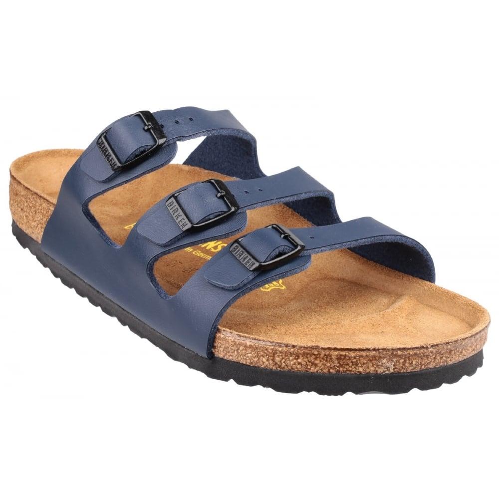 birkenstock florida sandal women 39 s navy sandals free. Black Bedroom Furniture Sets. Home Design Ideas