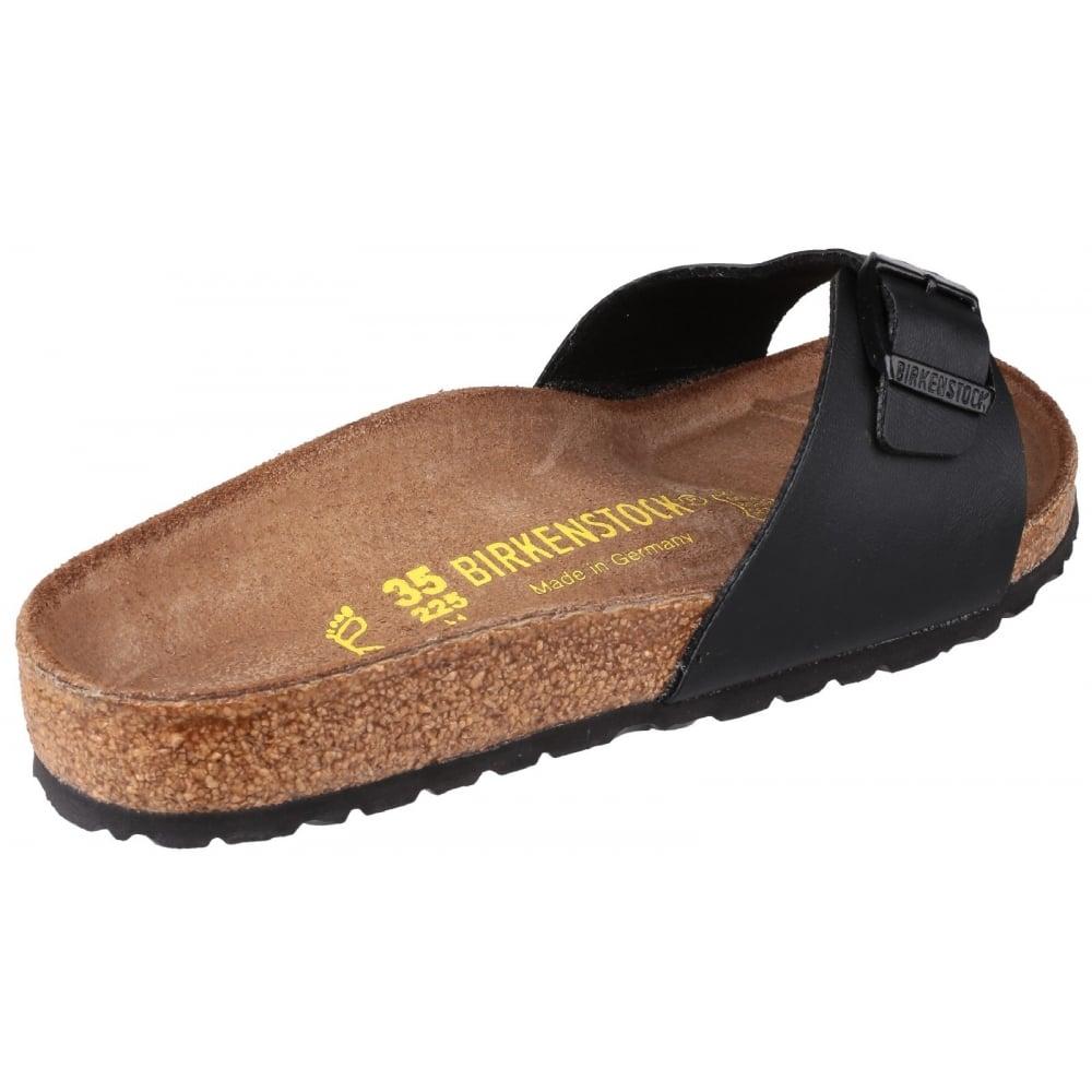 birkenstock madrid sandal women 39 s black sandals free. Black Bedroom Furniture Sets. Home Design Ideas