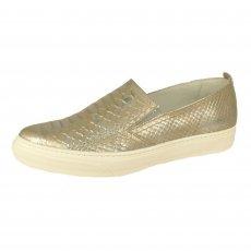 Bronx Mec 65278E Silver Shoes